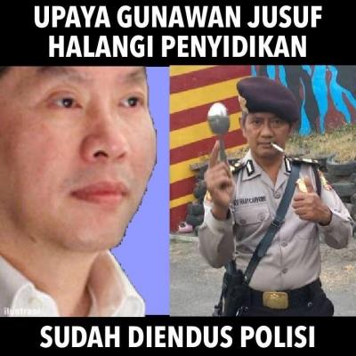 Upaya Gunawan Jusuf Halangi Penyidikan Sudah Diendus Polisi