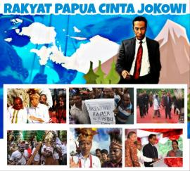 Sosok Prabowo Subianto di Mata Orang Papua