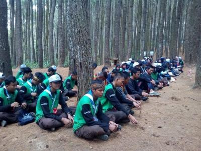 Pertikawan Regional Jawa 2018 Angkat Issue Global Warning dan Cetuskan Pramuka sebagai 'Green Inspirator'