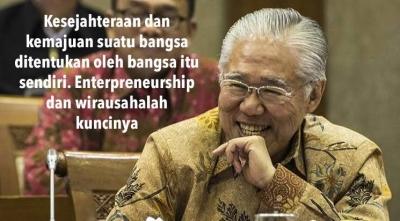 Entrepreneurship, Wirausaha, dan Enggartiasto Lukita