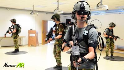 Pelatihan Tentara VR, Masa Depan untuk Pelatihan Angkatan Bersenjata