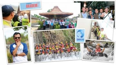 Catatan Field Trip DBA 2018, Mulai dari Drama di Bandara Hingga Nyungsep di Kali Pusur