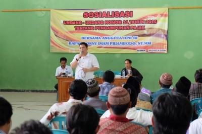 Indonesia Peringati Hari Santri Nasional, Ini Tanggapan Donny Imam Priambodo