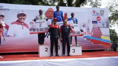 10 Atlet Mancanegara Ikuti Kompetisi Solo Open Lari 10k