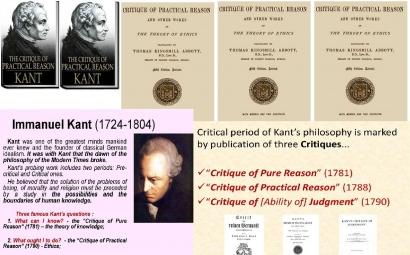 Kant: Critique of Practical Reason [2]