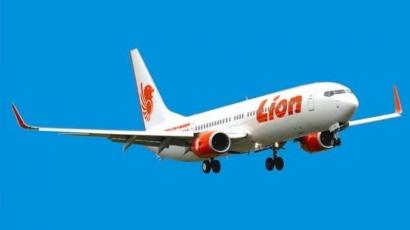 Track Record Kecelakaan Pesawat Lion Air