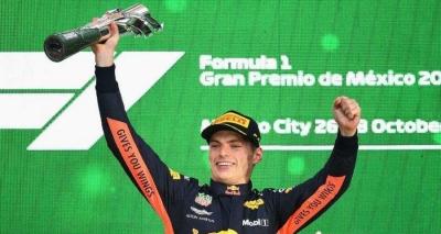 Verstappen Juara GP Mexico 2018, Hamilton Juara Dunia 2018