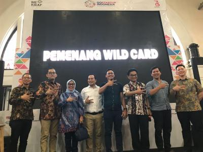 Startup Indonesia Mendapat Banyak Perhatian dari GSI, IDX, Bekraf dan Instansi Terkait