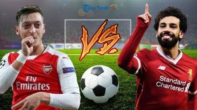 Arsenal-Liverpool, Ujian Sesungguhnya bagi Emery