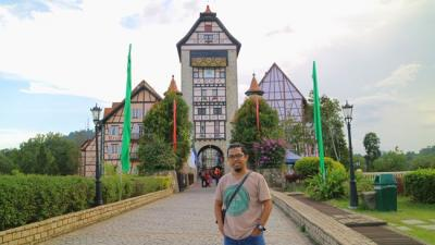 Ternyata Ada Wisata Desa Eropa di Malaysia