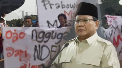"""Cara Aneh Prabowo """"Ungkap Sayang"""" Bolehkah Dibalas Gaya Gemas Bupati Boyolali?"""