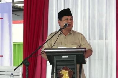 Pidato Prabowo, Ejekan atau Gurauan?
