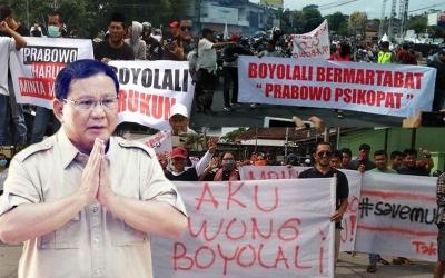 "Prabowo Subianto, Di Antara ""Bowo Lali"" dan ""Tampang Boyolali"""
