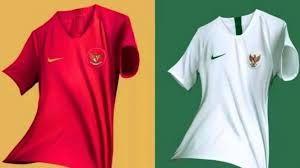 10 Jersey Termahal di Piala AFF 2018, Timnas Indonesia di Bawah Singapura