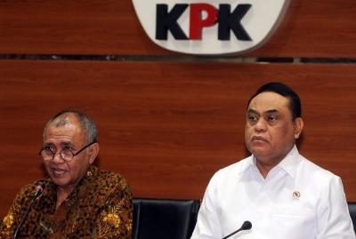 Menpan RB, Mendagri dan KPK Bahas Pengawasan Internal Pemerintah