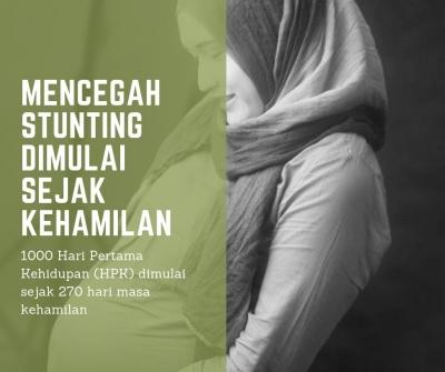 Mencegah Stunting Dimulai Sejak Kehamilan