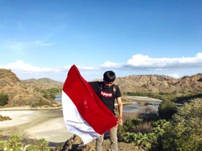 Bukit Tuamese, Surga Baru yang Saya Temukan dari NTT