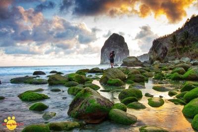 Pangasan, Pantai Menawan di Pelosok Pacitan