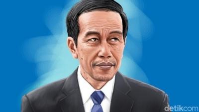 """Jokowi Lebih Mudah Menyebut Gendoruwo daripada """"Firehose of The Falsehood"""""""