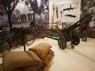 Belajar Membangun Museum Pahlawan Swadaya dari Pak Eko dan Komunitas Reenactor Malang