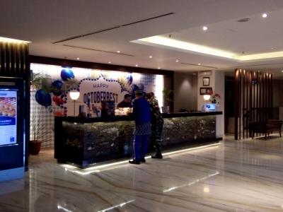 Pengalaman Menikmati Fasilitas Mewah di Blue Sky Hotel Balikpapan