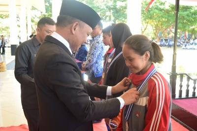 Putra-Putri Bantaeng Kebagian Penghargaan pada Hari Pahlawan ke-73