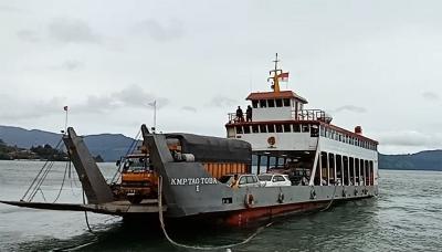 Hore, Setahun Lagi Bisa Pesiar Keliling Pulau Samosir dengan Kapal Besar