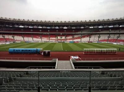 Jelang Lawan Timor Leste, Pertandingan Piala AFF Kembali ke GBK