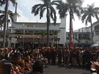 Menjiwai Pesan Kebangsaan dalam Parade Surabaya Juang
