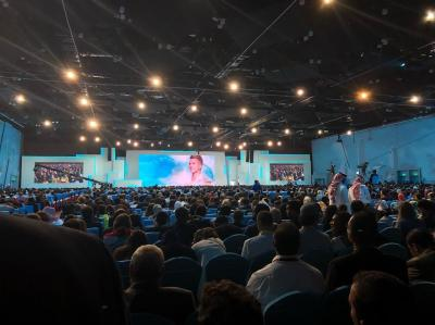 Nur Laili, Salah Satu Perwakilan World Youth Forum 2018 di Mesir