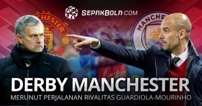 Derby Manchester, Mourinho Kalah Nasib