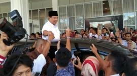 Prestasi Prabowo Sebagai Warga Sipil