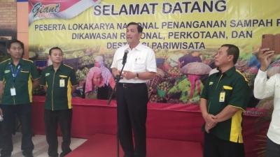 Rapat Koordinasi Nasional II di Banjarmasin