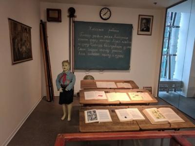 Museum Komunisme Praha, Saat Komunisme Berakhir di Museum