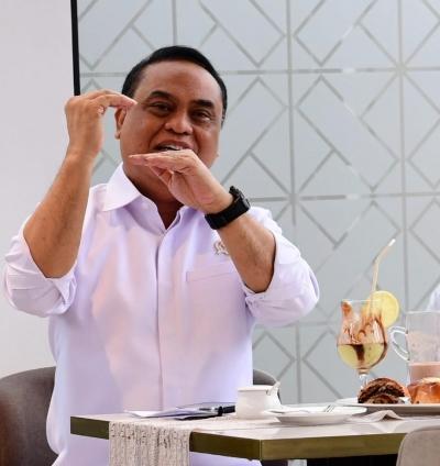 Menteri PANRB Yakin Panselnas akan Hasilkan Solusi Terbaik Terkait Polemik Penerimaan CPNS