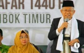 Beda Prabowo dengan Ma'ruf Amin