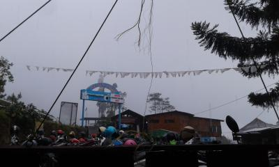 Hujan di November Tahun Lalu