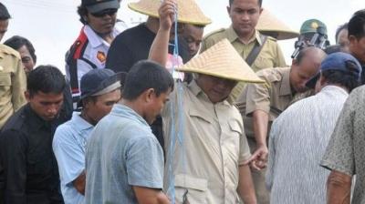 Komitmen Prabowo dalam Pembangunan Pangan