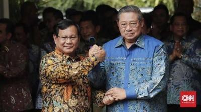 Menyesalkah SBY Berkoalisi dengan Prabowo-Sandi?