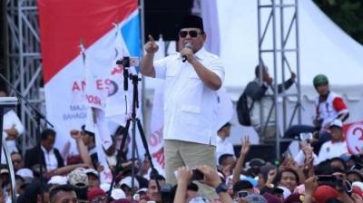 Kapan Kampanye Program, Pak Prabowo?