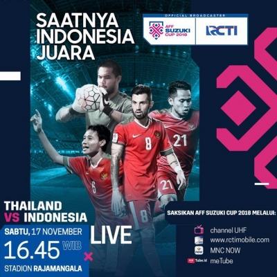 Suporter Indonesia Sudah Kembali Waras, Dukungan pada Timnas Indonesia Masuk Trending Topik
