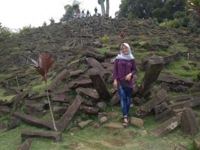 Ragam Pesona Gunung Padang