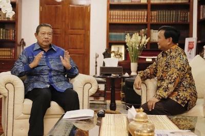 Tiga Jurus SBY Membuka Mata Gerindra