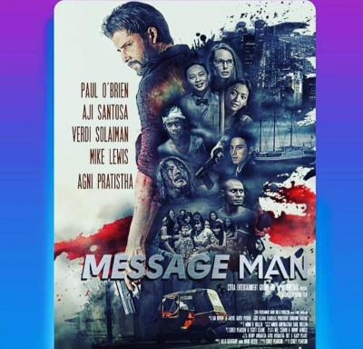 Message Man, Pembunuh Bayaran, dan Dendam