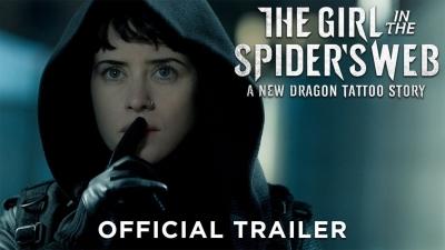 The Girl in the Spider's Web: Mengenal Lisbeth Salander, Perempuan Penyintas Kekerasan Seksual
