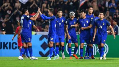 Bermain Imbang, Thailand Gagal Bantu Indonesia ke Semifinal Piala AFF 2018