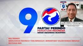 Konsolidasi Caleg Partai Perindo Menjelang Pemilu 2019