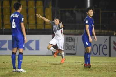 Filipina Tahan Thailand 1-1, Tutup Peluang Indonesia ke Semifinal Piala AFF