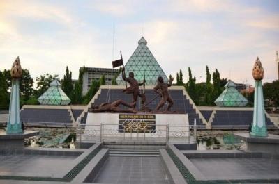 Pesan Perjuangan dari Tanah Pahlawan (Surabaya)