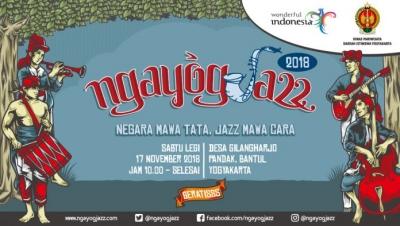 Bersua Jazz ala Yogyakarta
